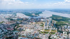 Đường Đào trí Cung Đường Tỷ Đô Ven Sông Sài Gòn Quận 7