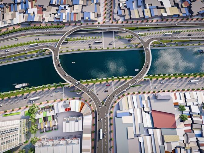 Cầu Nguyễn Khoái và Thủ Thiêm 4 sắp được khởi công?