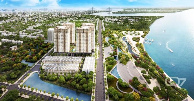 dự án căn hộ q7 saigon riverside complex