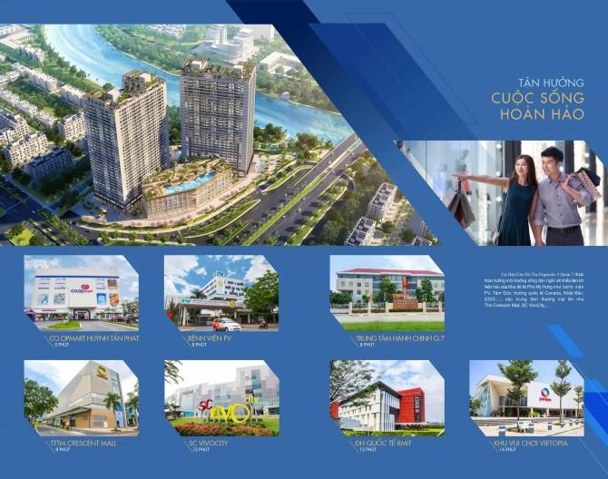 dự án căn hộ pegasuite 3